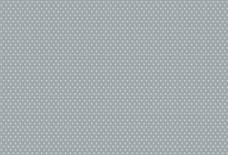 Westfalenstoffe Lyon kleine Punkte grau
