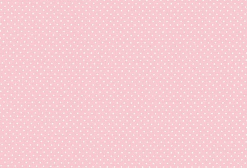 Westfalenstoffe Capri kleine Punkte rosa