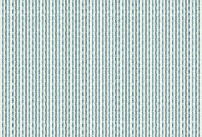 Westfalenstoffe Kitzbühel vichy Streifen blau-weiß