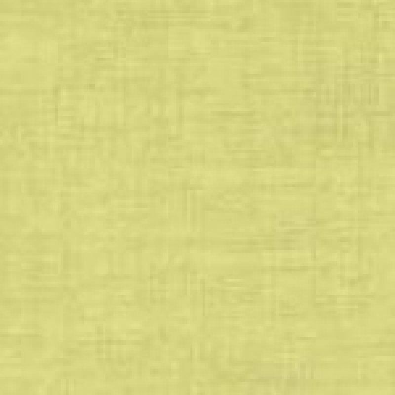 Makower UK - Linen Texture - Celery