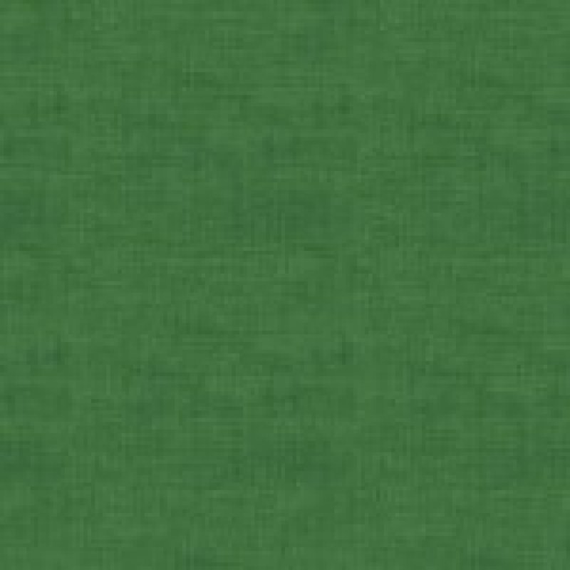 Makower UK - Linen Texture - Grass Green