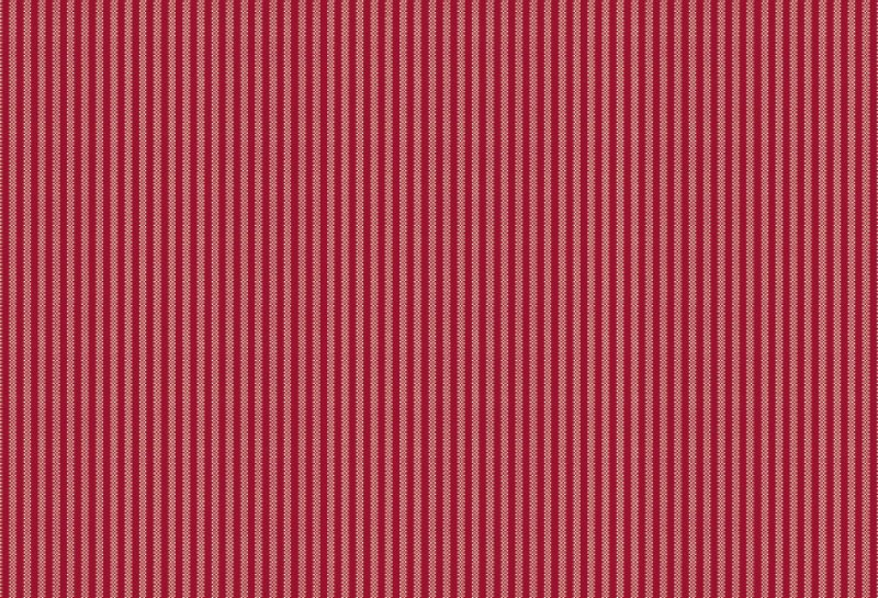 Westfalenstoffe Kopenhagen Streifen rot