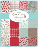 Return to Winter´s Lane - Fat Quarter Bundle - 24 Fat Quarter