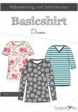 Fadenkäfer Schnittmuster - Basicshirt Damen