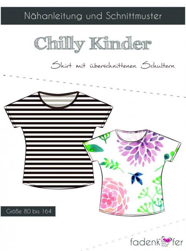 Fadenkäfer Schnittmuster - Chilly Kinder