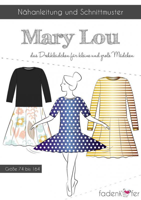Fadenkäfer Schnittmuster - Mary Lou Kinder