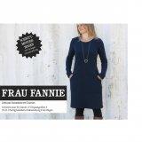 Studio Schnittreif Schnittmuster - Frau Fannie Sweatkleid