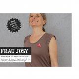 Studio Schnittreif Schnittmuster - Frau Josy Trägershirt