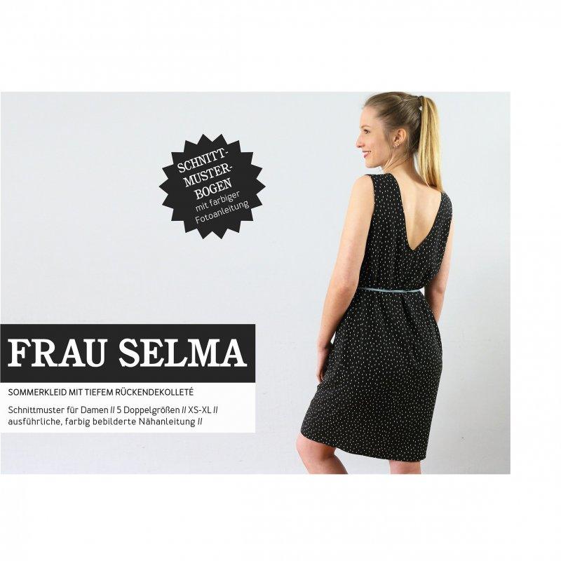 Studio Schnittreif Schnittmuster - Frau Selma Kleid