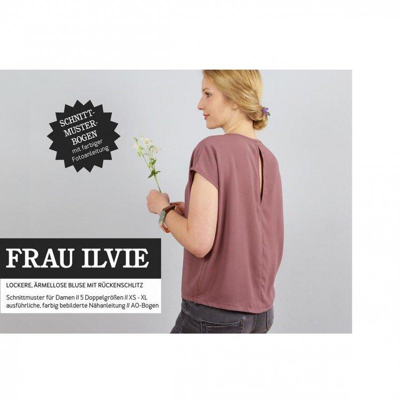Studio Schnittreif Schnittmuster - Frau Ilvie Bluse