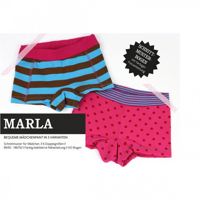 Studio Schnittreif Schnittmuster - Marla Kinderpants
