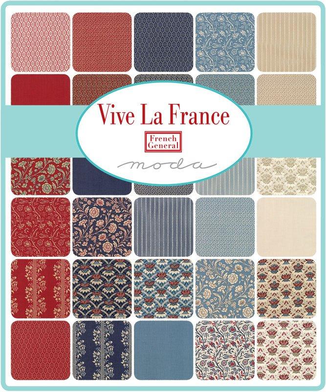 French General - Vive La France - Long Quarter Bundle